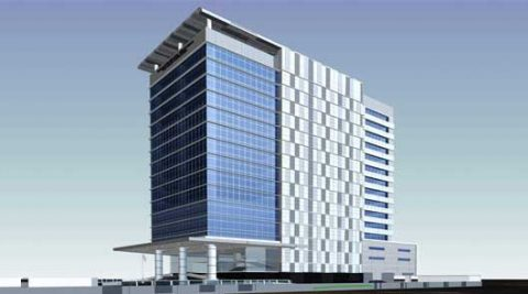 T-Series Office Complex, Mumbai, MMR