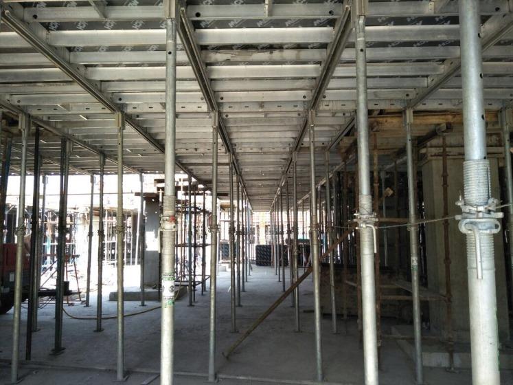 Modular Deck Panel System Formwork 03 - Capacite